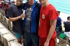 Στo πανελλήνιο πρωτάθλημα open κολύμβησης στην Αθήνα o Ολυμπιακός Βόλου