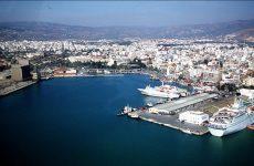 Παράσταση διαμαρτυρίας κατά του ΝΑΤΟ στο Λιμάνι  του Βόλου