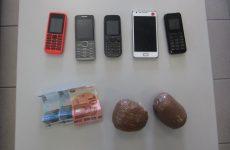 Συνελήφθησαν τέσσερα άτομα στη Λάρισα για διακίνηση ναρκωτικών ουσιών