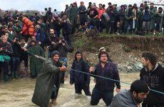 Διπλωματικές διαστάσεις από Σκόπια για την εισβολή προσφύγων