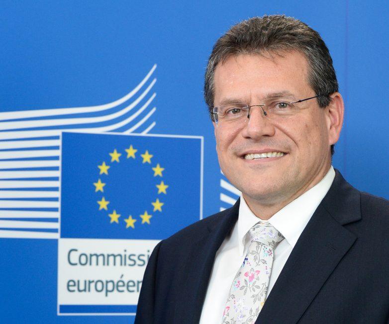 Επίσκεψη στην Αθήνα του αντιπροέδρου της Ευρωπαϊκής Επιτροπής Mάρος Σέφτσοβιτς