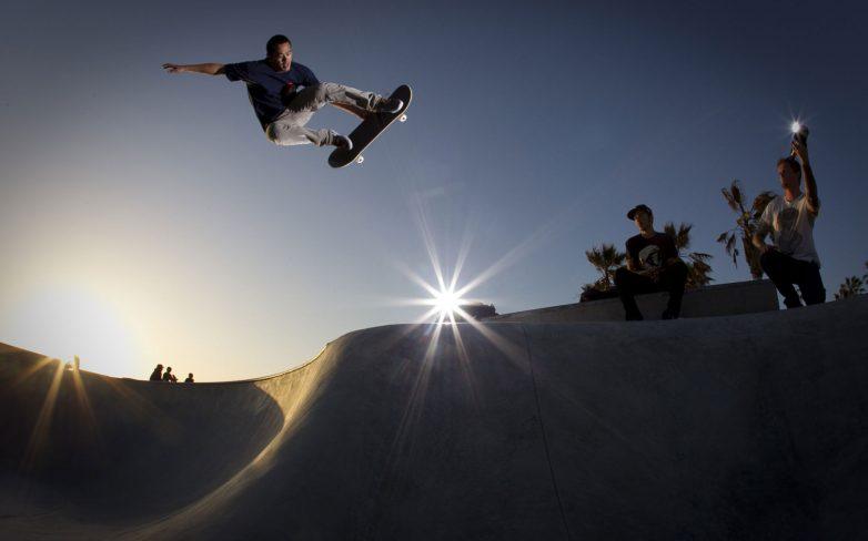 Κατά πλειοψηφία η κατασκευή πίστας skate board στο πάρκο Αναύρου