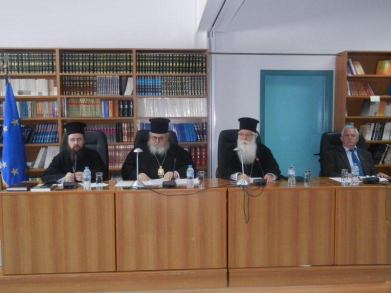 Η Ποιμαντική στρατηγική κατά των αιρέσεων και ο Νεοπαγανισμός στην  6η Ιερατική Σύναξη της Ι.Μ. Δημητριάδος