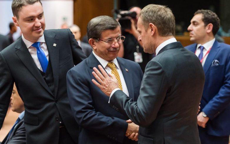 Συμφωνία-στοίχημα για το μεταναστευτικό