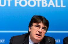 Νούμερο 2 στην UEFA ο Θεόδωρος Θεοδωρίδης