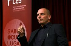 Το όνομα του νέου κόμματος αποκάλυψε ο Γιάνης Βαρουφάκης