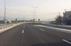 Δόθηκε στην κυκλοφορία από την Περιφέρεια Θεσσαλίας το πρώτο τμήμα της οδού Καράγιωργα