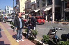 Πρόστιμα σε παρανόμως σταθμευμένα αυτοκίνητα και δίτροχα επιβάλλει η δημοτική αστυνομία  Βόλου