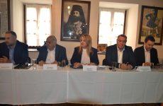 Συνάντηση εργασίας αντιπεριφερειαρχών και εντεταλμένων συμβούλων τουρισμού των ελληνικών Περιφερειών
