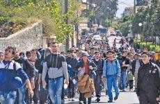 Ντόμινο βίας στους καταυλισμούς προσφύγων