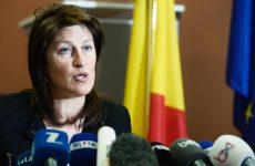 Την παραίτησή της υπέβαλε η υπουργός Μεταφορών του Βελγίου