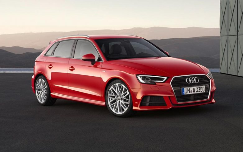 Audi A3: Με φρέσκια εμφάνιση