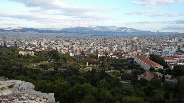 Επίσκεψη στην Αθήνα  ξένων δημοσιογράφων από τα κράτη μέλη της ΕΕ