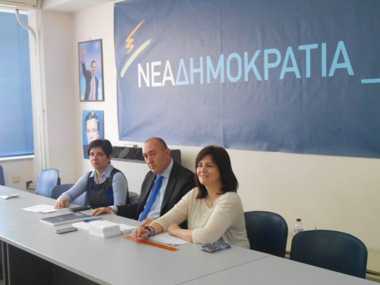 Νέος πρόεδρος της ΝΟΔΕ Μαγνησίας ο Δήμος Νταόπουλος