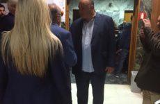 Στη συνάντηση με Π. Κουρουμπλή για το προσφυγικό στη Λάρισα ο Δήμος Βόλου