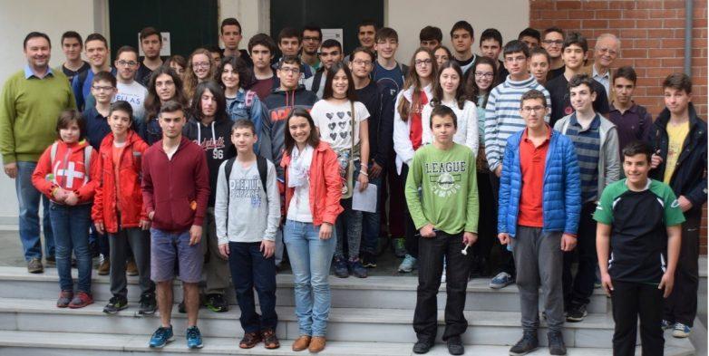 Πρωτιά Βολιώτη μαθητή στον Πανελλήνιο Διαγωνισμό Αστρονομίας