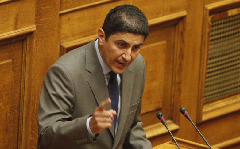 Ν.Δ: Νέος γραμματέας της Πολιτικής Επιτροπής ο Λ. Αυγενάκης