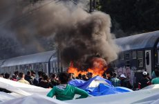 Η αστυνομική παρουσία στην Ειδομένη απέτρεψε νέο «ξεσηκωμό»