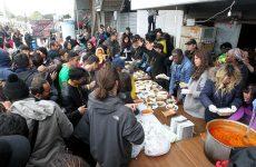 ΚΗΦ στήνει  η  Κουζίνα  Αλληλεγγύης