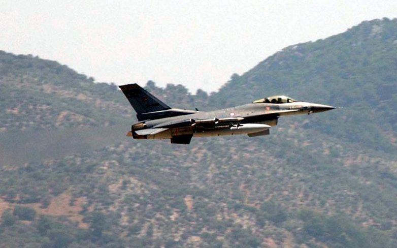 Υπερπτήσεις τουρκικών αεροσκαφών πάνω από τη Ρω