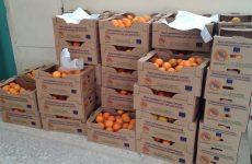 Διανομή τροφίμων και άλλων ειδών σε  δικαιούχους του ΤΕΒΑ