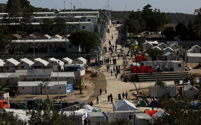 Επεισόδια με κατοίκους στο hotspot της Χίου