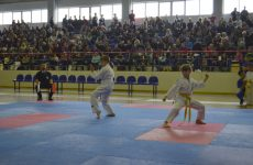 70 μετάλλια η  Ακαδημία  SHINKYOKUSHINKAI Bόλου στο 2ο Κύπελλο Eλλάδος Full Contact