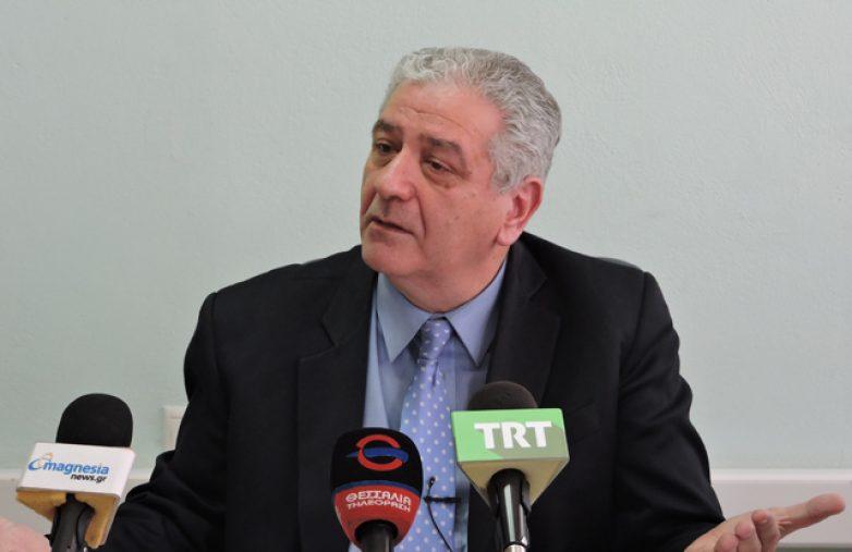 Αγωγή Γ. Καρεκλίδη σε βάρος του εν αργία δημάρχου Αχ. Μπέου