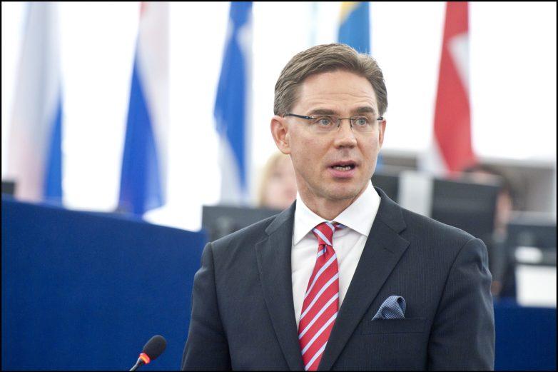 Επίσκεψη του αντιπροέδρου της ΕΕ  Jyrki KATAINEN  στην Αθήνα