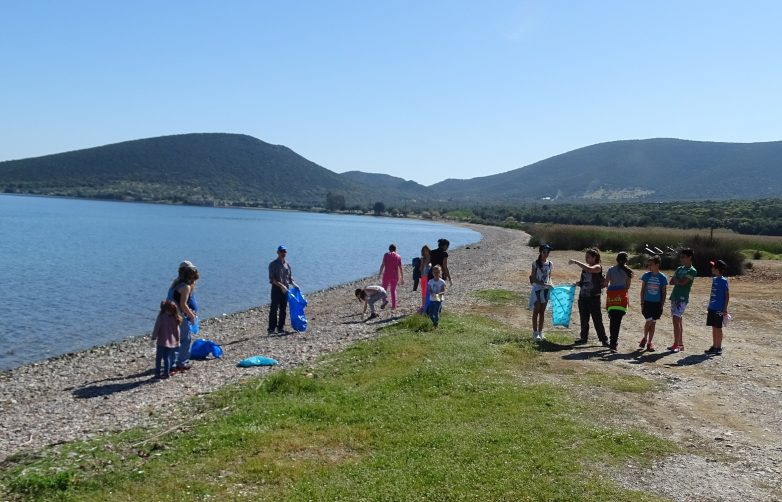 Εθελοντικός  καθαρισμός των ακτών του Βόλου