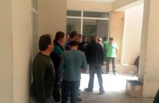 Σε κλοιό των εκπαιδευτών οδηγών η Διεύθυνση Συγκοινωνιών Μαγνησίας