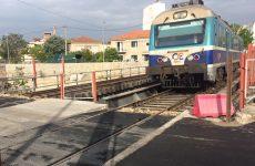 Παράσυρση ανθρώπου   από τρένο στη διάβαση του Old City