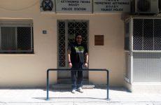 Ελεύθερος λόγω μη επαρκών στοιχείων αφέθηκε ο Άκης Σαμαρτζής