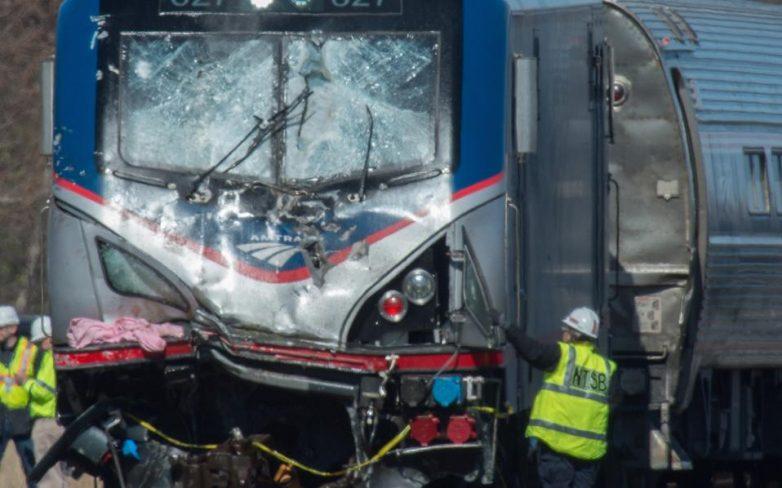Εκτροχιασμός τρένου με δύο νεκρούς στις ΗΠΑ