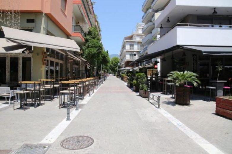 Υποχρεωτικά διάδρομος 3,5 μέτρων και καθαίρεση σταθερών κατασκευών