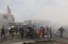 Νέο λουτρό αίματος από έκρηξη στη Βαγδάτη