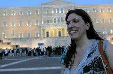 Κωνσταντοπούλου: Η απομάκρυνση του Α. Τσίπρα θα είναι το πρώτο βήμα για την αποκατάσταση της Δημοκρατίας