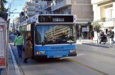 Επιπλέον θέση  στάσης λεωφορείων στην οδό Αθανασάκη