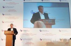 Ομιλητής στο πρώτο Ελληνο-Ρωσικό φόρουμ για τον τουρισμό ο Κώστας Αγοραστός