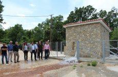Ολοκληρώθηκαν τα έργα ύδρευσης Αγιάς και παραλίων