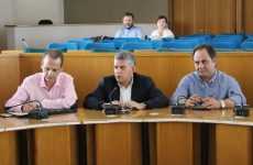 Σύσκεψη στην Περιφέρεια Θεσσαλίας με την ΕΡΓΟΣΕ