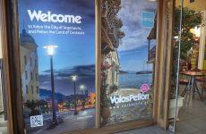 «WELCOME» του Δήμου Βόλου στους επισκέπτες