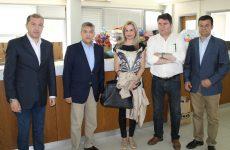 Φάρμακα προσέφερε ο Σύλλογος Μικροβιολόγων Ν. Λάρισας στην Περιφέρεια Θεσσαλίας