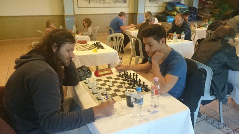 Διακρίσεις σκακιστών της Μαγνησίας στα ατομικά πρωταθλήματα Θεσσαλίας
