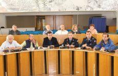 Σύσκεψη Σ.Ο.Π.Π. Π.Ε. Λάρισας για τον σχεδιασμό αντιμετώπισης των πυρκαγιών της καλοκαιρινής περιόδου