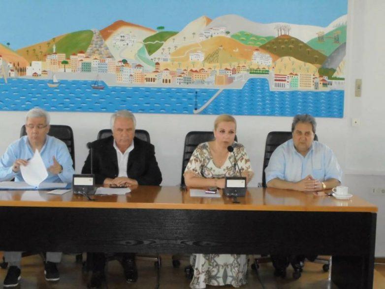 Σύσκεψη για την οζώδη δερματίτιδα στην Π.Ε. Μαγνησίας