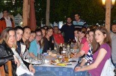 Έκλεισαν με δείπνο την αγωνιστική χρονιά στον Ολυμπιακό Βόλου