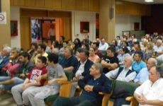 Ολοκληρώθηκαν οι εκδηλώσεις  του ΚΚΕ για το Μάη του 1936 στο Βόλο