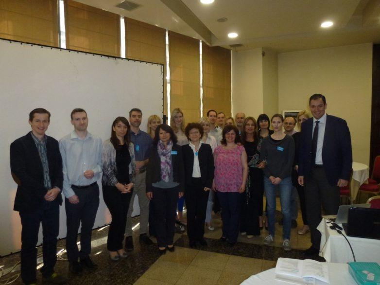 Εναρκτήρια συνεδρίαση της Ομάδας Διοίκησης του έργου INNOGROW για την Περιφέρεια Θεσσαλίας