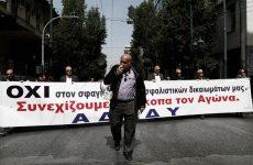 «Παραλύει» η χώρα λόγω απεργιών
